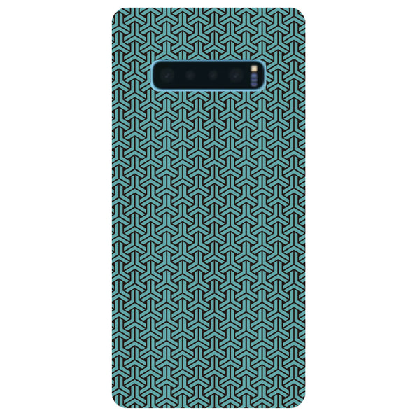 Texture Samsung Galaxy S10 Back Cover-Hamee India