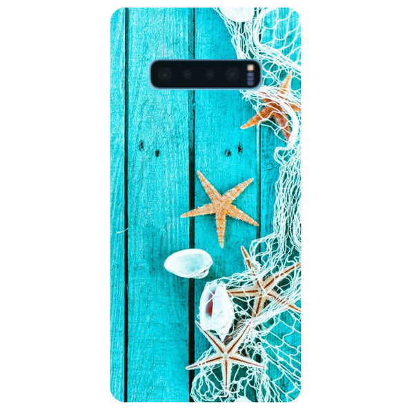 Sea Samsung Galaxy S10 Back Cover-Hamee India