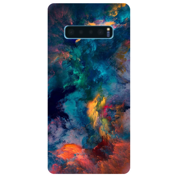 Fumes Samsung Galaxy S10 Back Cover-Hamee India