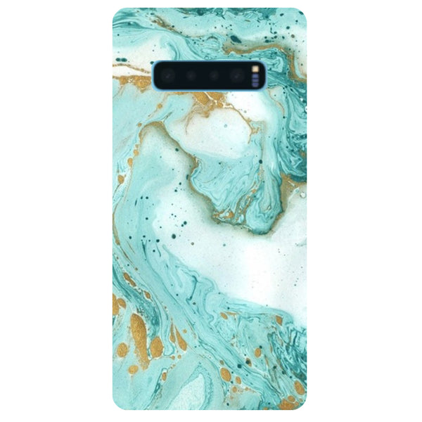 Marble Samsung Galaxy S10 Back Cover-Hamee India