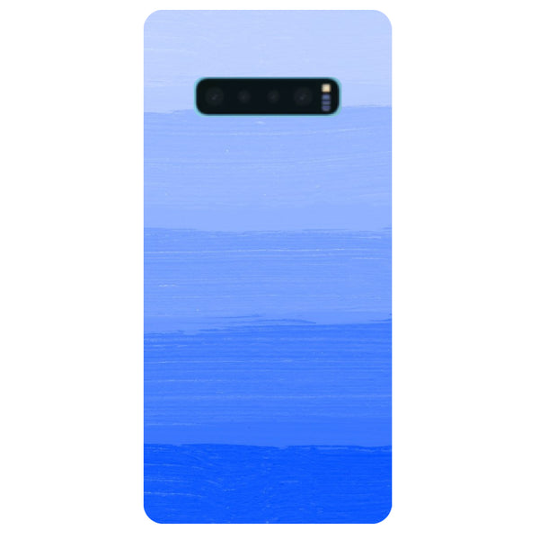Blue Samsung Galaxy S10 Back Cover-Hamee India