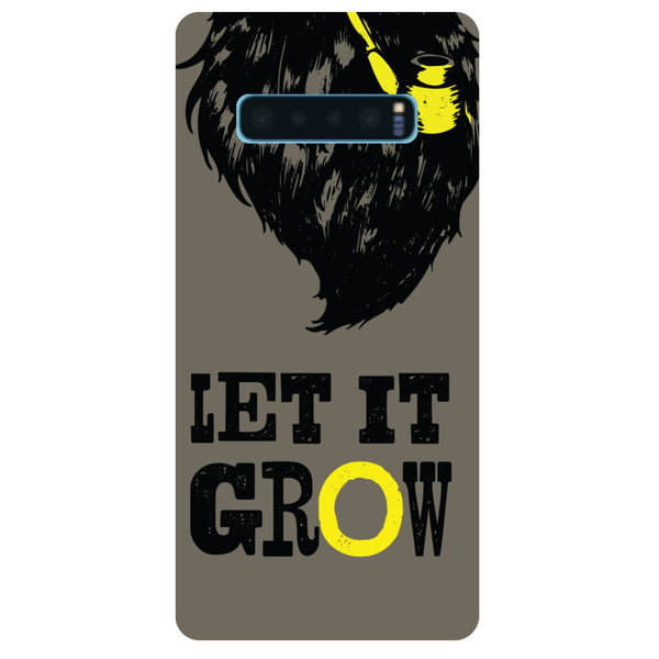 Grow Samsung Galaxy S10 Back Cover-Hamee India