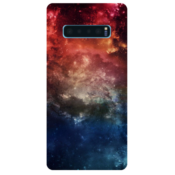 Space Samsung Galaxy S10 Back Cover-Hamee India