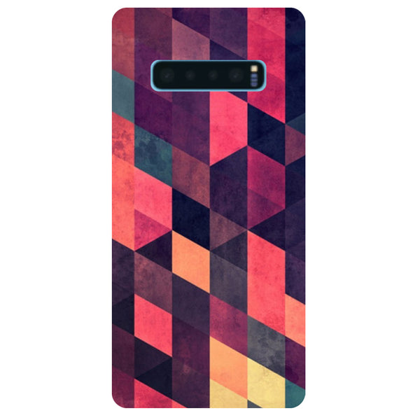 Pink Shades Samsung Galaxy S10 Back Cover-Hamee India