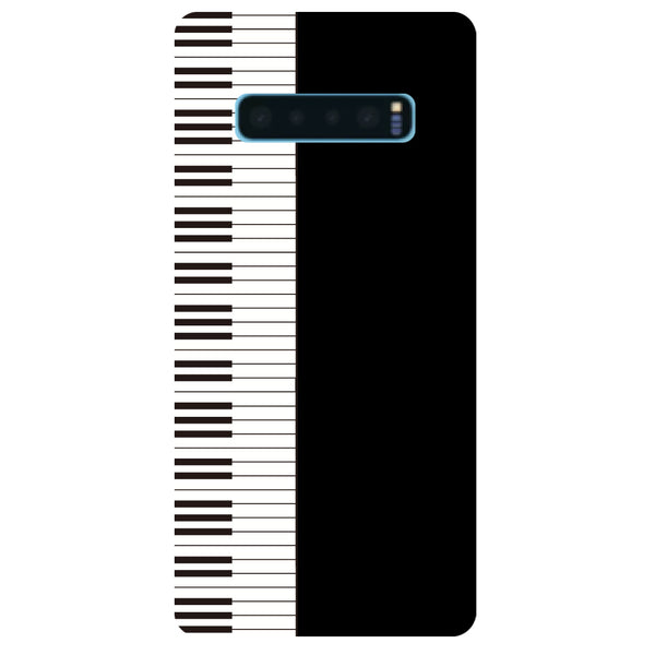 Piano Samsung Galaxy S10 Back Cover-Hamee India