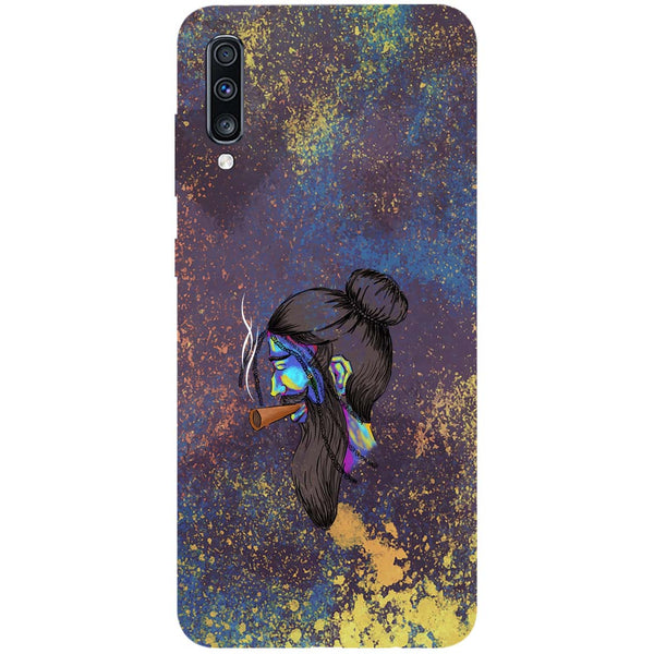 Cool Beard Samsung Galaxy A70 Back Cover-Hamee India