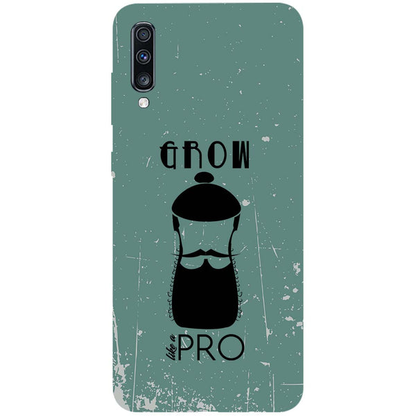 Grow Pro Samsung Galaxy A70 Back Cover-Hamee India