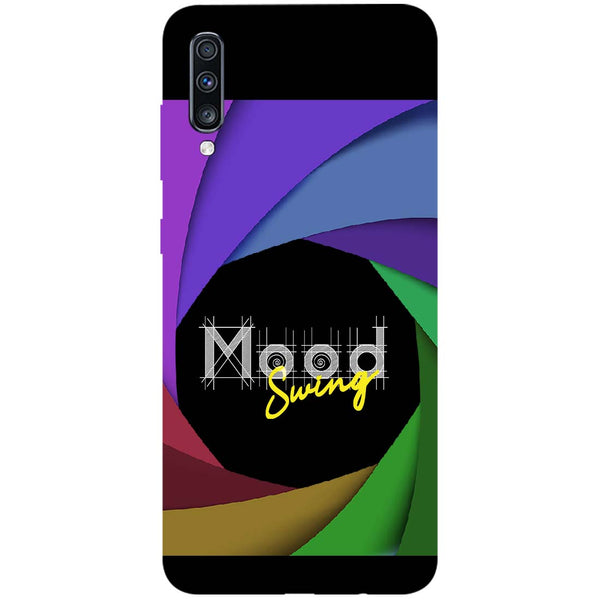 Mood Swing Samsung Galaxy A70 Back Cover-Hamee India