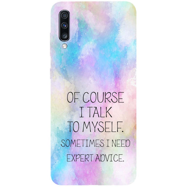 Expert Samsung Galaxy A70 Back Cover-Hamee India