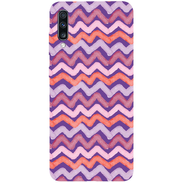 Zia Zag Samsung Galaxy A70 Back Cover-Hamee India