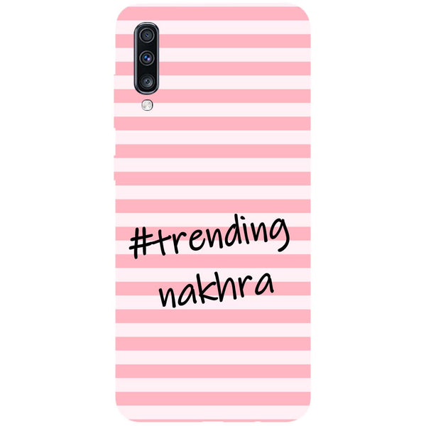 Trending Samsung Galaxy A70 Back Cover-Hamee India