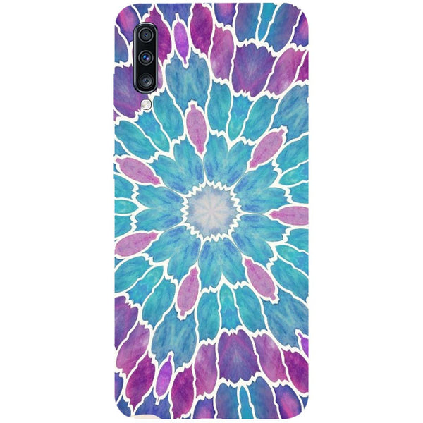 Mosaic Samsung Galaxy A70 Back Cover-Hamee India