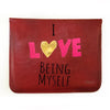 Being Myself Samsung Galaxy Tab A 7.0 Tablet Cover-Hamee India