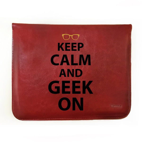 Geek On - Tablet Case for iBall Slide Mania (8 inch)-Hamee India