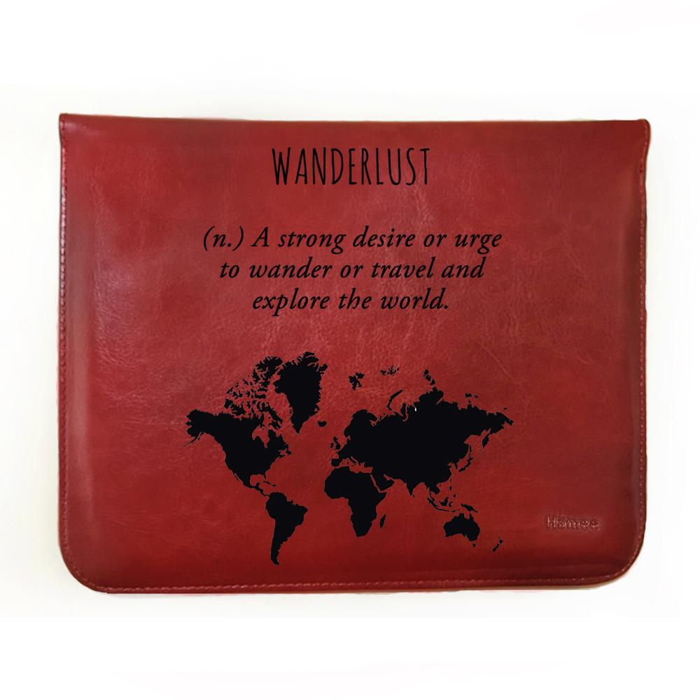 Wanderlust - Tablet Case for Lenovo Tab 4 8-Hamee India