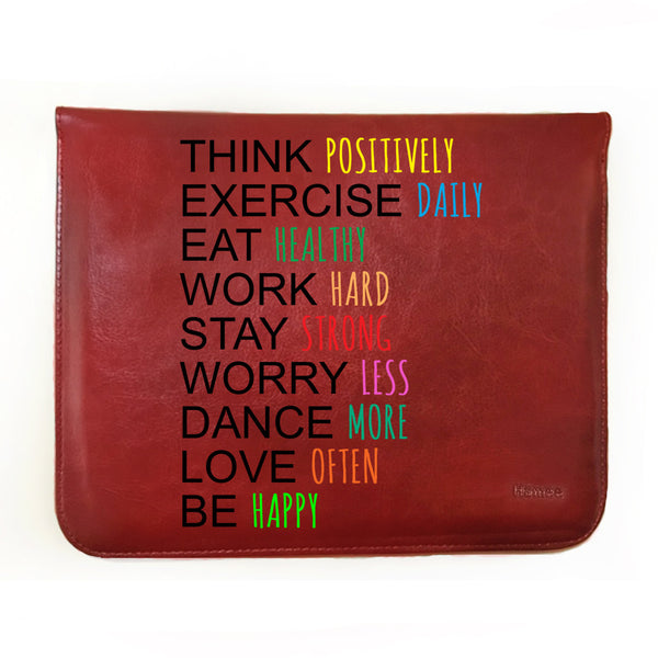 Hamee - Inspiring Goals - Tablet Case for HP Slate 7 VoiceTab Tablet-Hamee India