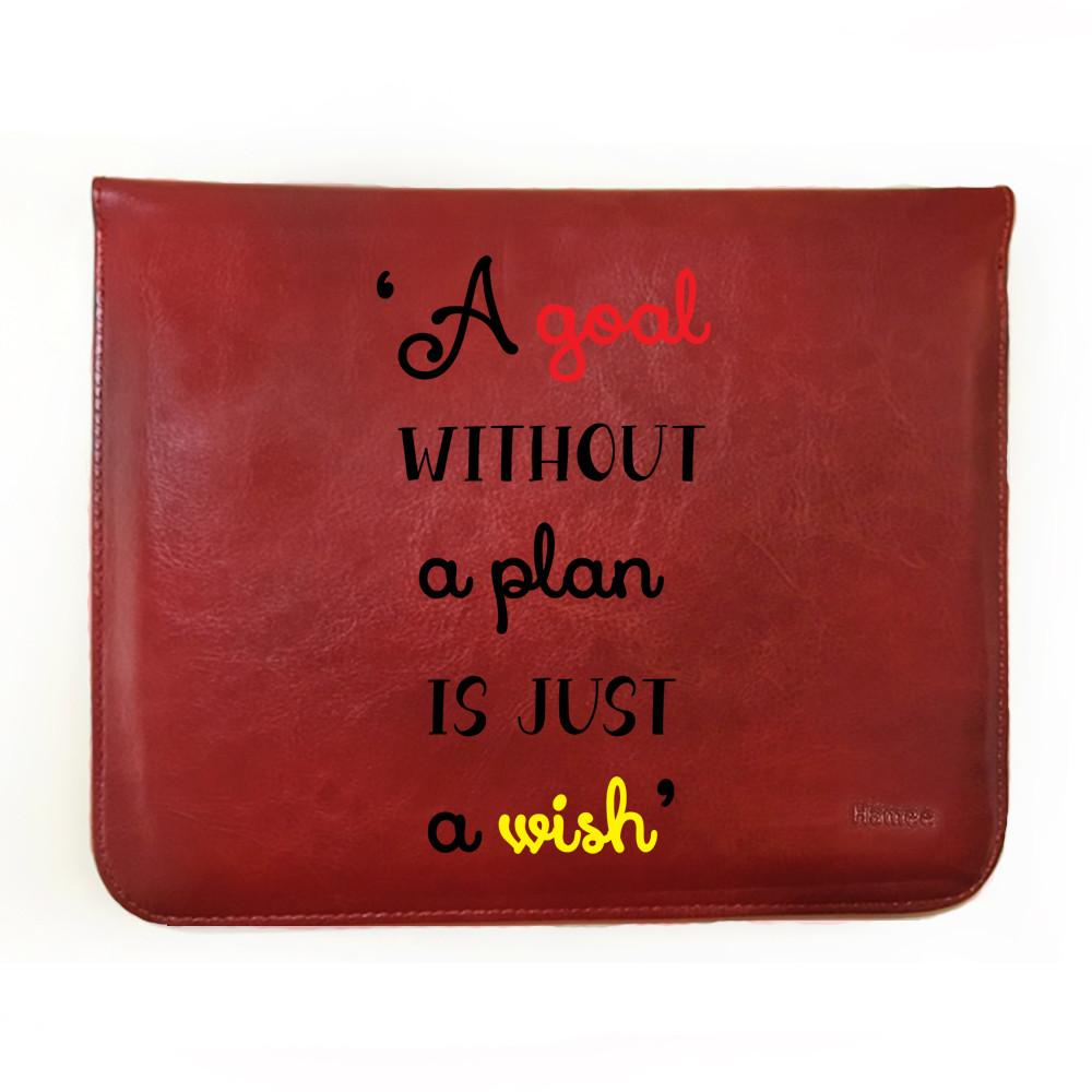 Inspiring Quote - Tablet Case for Lenovo Tab 4 8-Hamee India