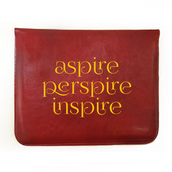 Aspire Perspire Inspire iBall Slide Bio Mate Tablet Sleeve-Hamee India