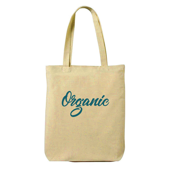 Organic Canvas Shopping Tote Bag-Hamee India