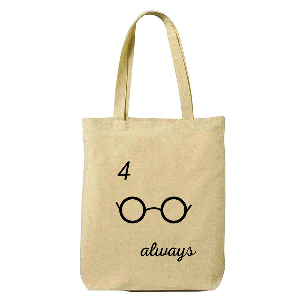 Always Canvas Shopping Tote Bag-Hamee India