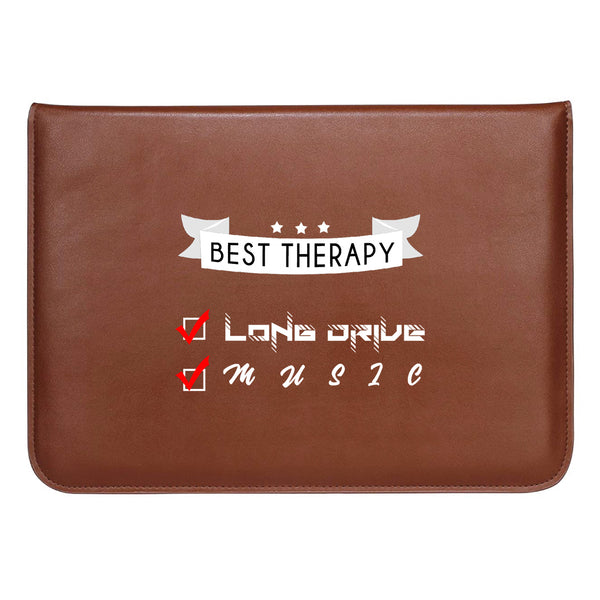 "Best Therapy MacBook Sleeve 13.3""-Hamee India"
