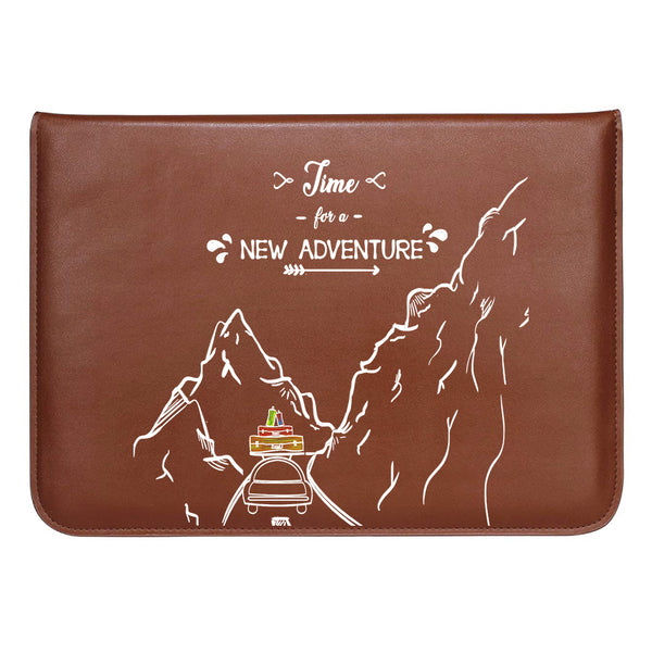 "New Adventure MacBook Sleeve 13.3""-Hamee India"