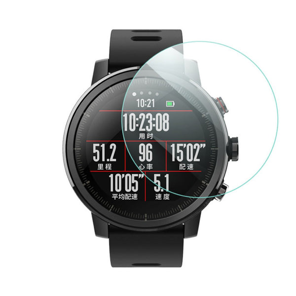Amazfit Verge Smartwatch Tempered Glass-Hamee India