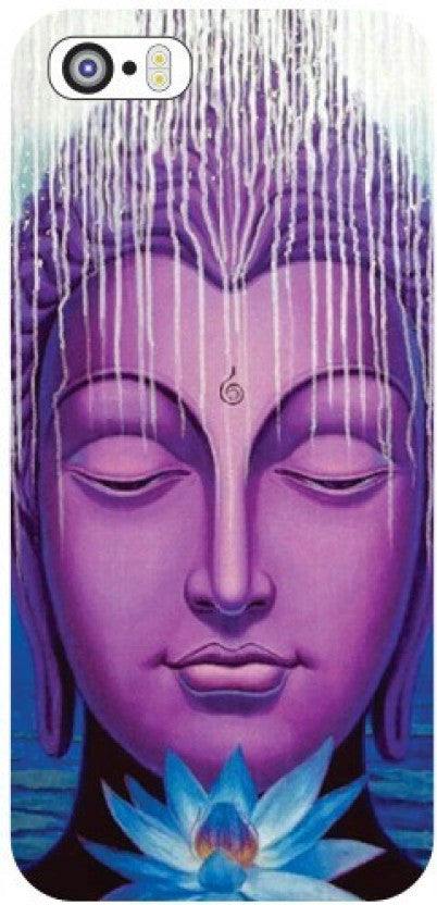 "Hamee Back Cover for iPhone 5 / 5S / SE / 5SE "" Buddha Pink "" - Hamee India"
