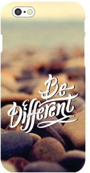 "Hamee Back Cover for Oppo F1s "" Be Different "" - Hamee India"
