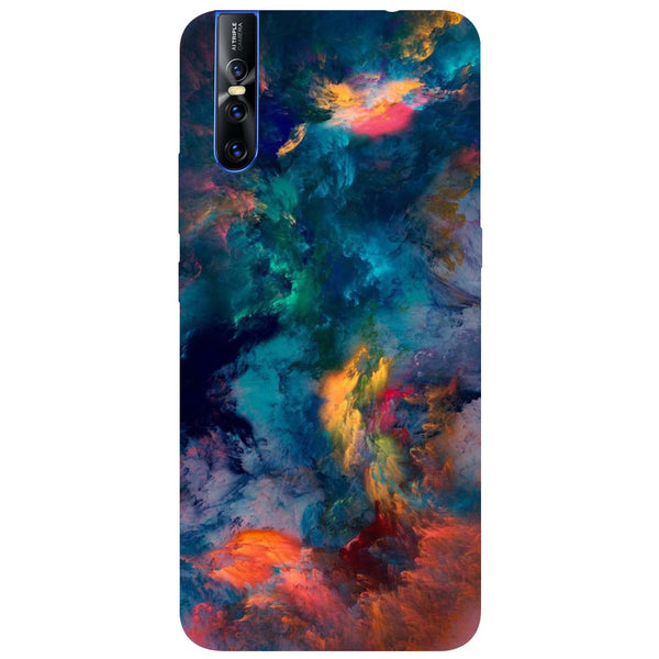 Fumes Vivo V15 Pro Back Cover-Hamee India