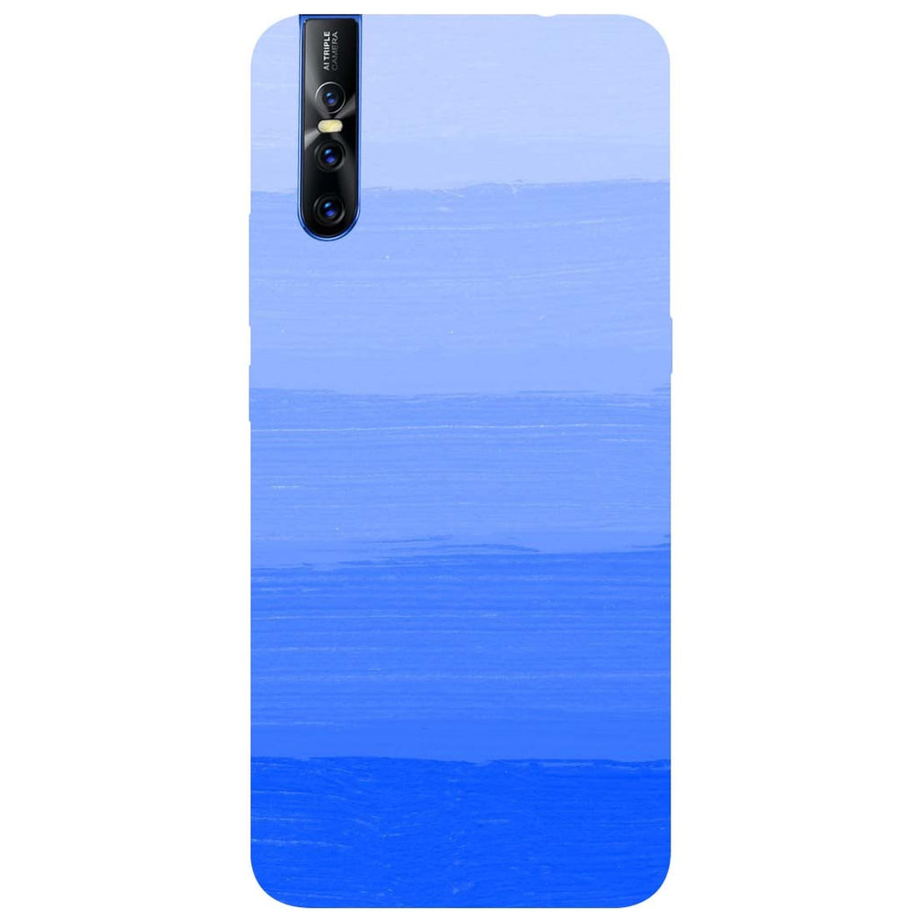 Blue Vivo V15 Pro Back Cover-Hamee India