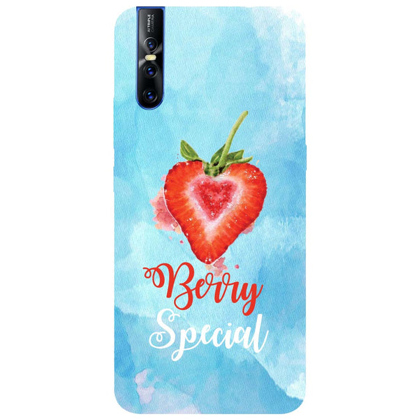 Berry Vivo V15 Pro Back Cover-Hamee India