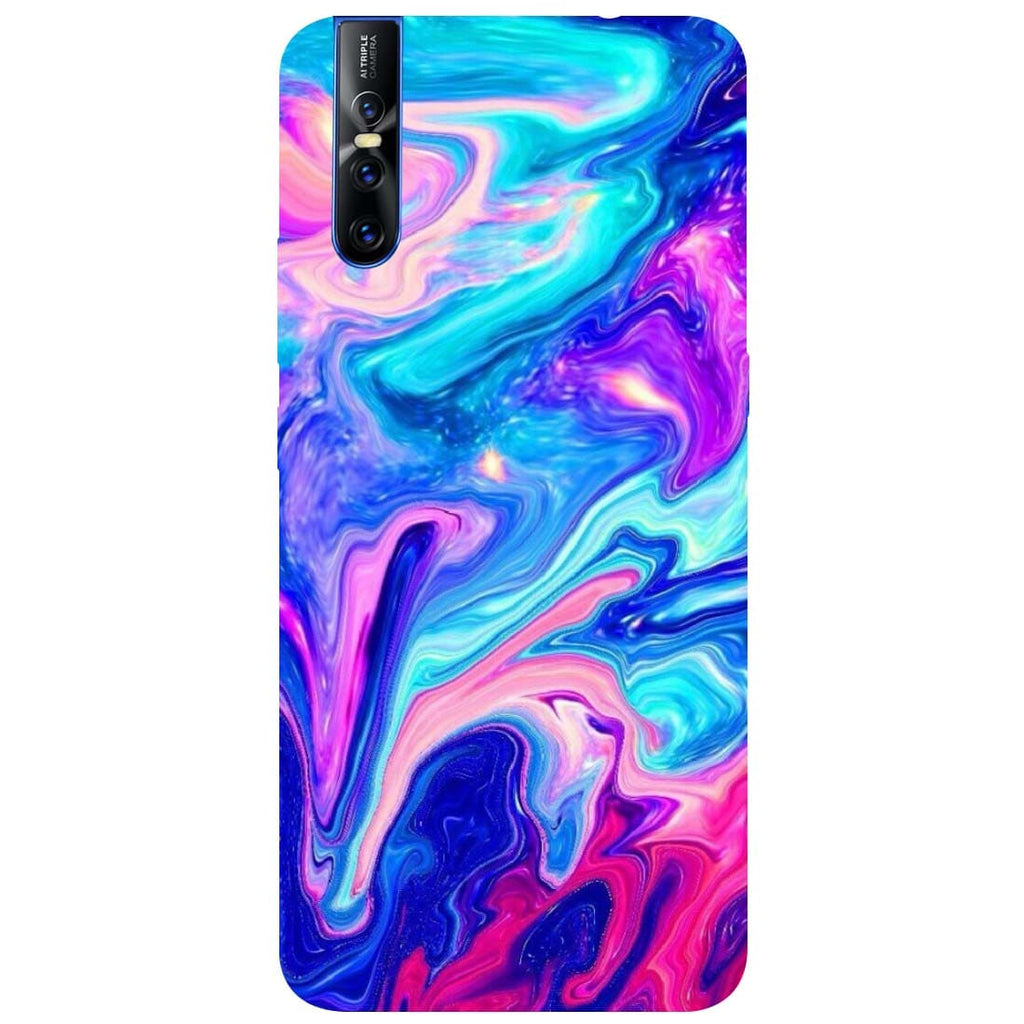 Paint Vivo V15 Pro Back Cover-Hamee India