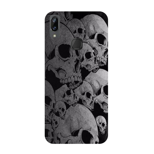 Skulls Vivo Y83 Pro Back Cover-Hamee India