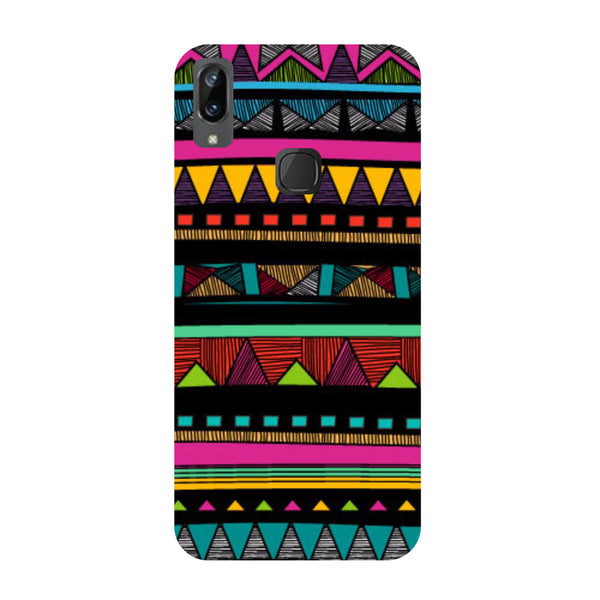 Tribal Vivo Y83 Pro Back Cover-Hamee India