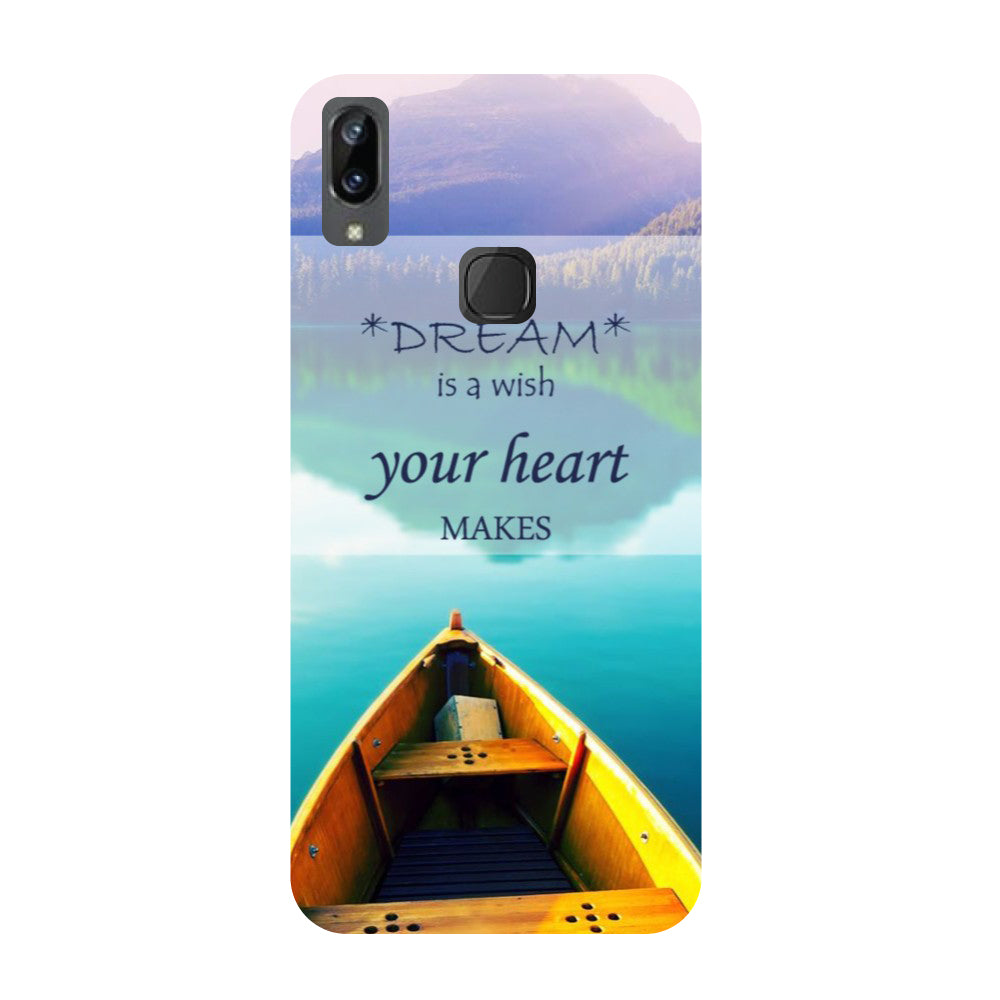 Boat Vivo Y83 Pro Back Cover-Hamee India