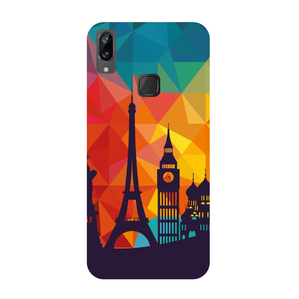 Seven Wonders Vivo Y83 Pro Back Cover-Hamee India