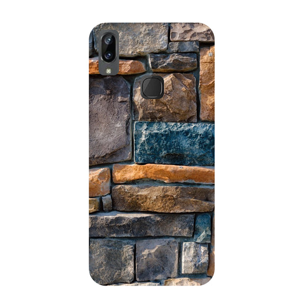 Stone Wall Vivo Y83 Pro Back Cover-Hamee India