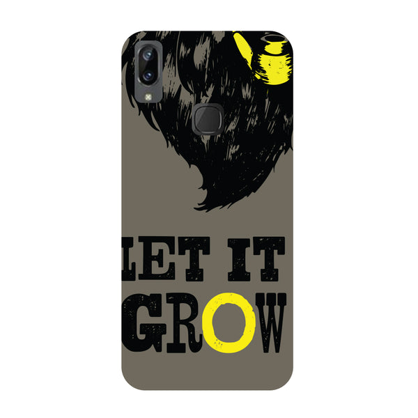 Let It Grow Vivo Y83 Pro Back Cover-Hamee India