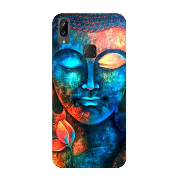 Buddha Vivo V3 Max Back Cover-Hamee India