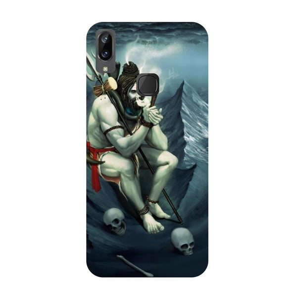 Aghori Vivo V3 Max Back Cover-Hamee India