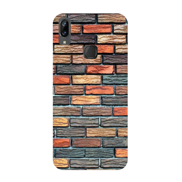 Brick Wall Vivo Y83 Pro Back Cover-Hamee India