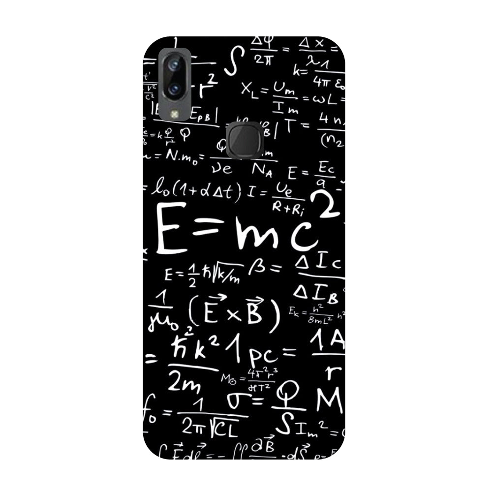 Emc- Printed Hard Back Case Cover for Vivo X21i-Hamee India