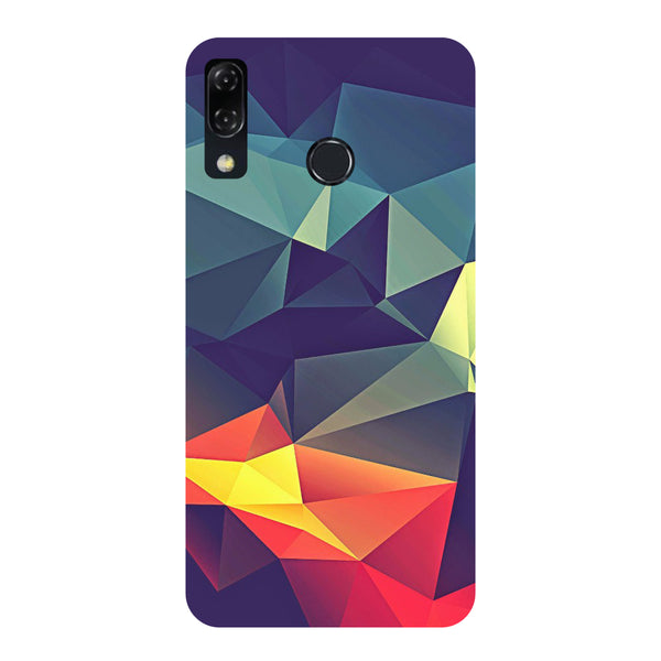 Abstract Lenovo Z5 Back Cover-Hamee India