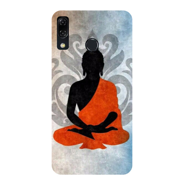 Buddha Relax Honor Play Back Cover-Hamee India