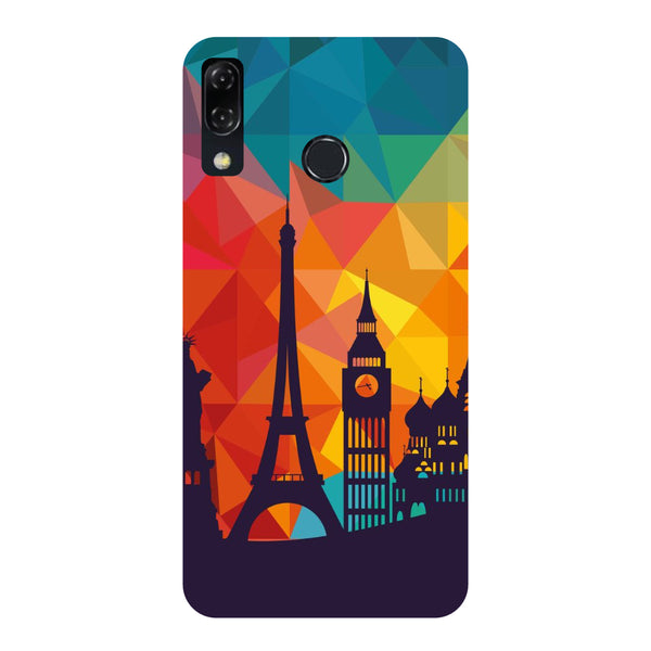 Wonders-Printed Hard Back Case Cover For Zenfone 5Z-Hamee India