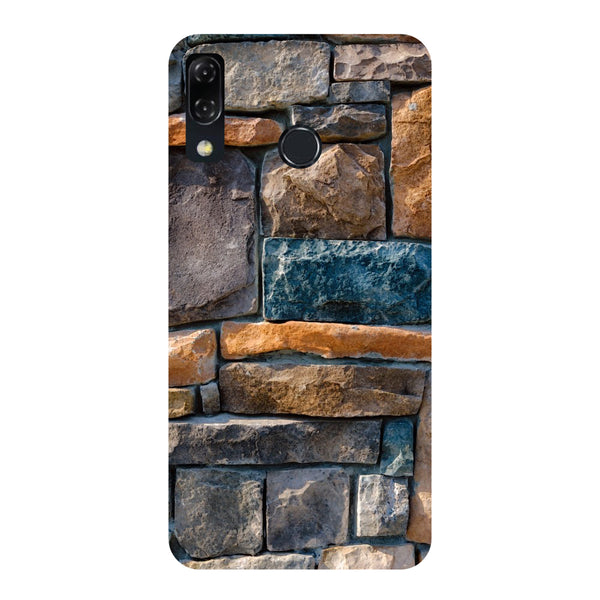 Bricks-Printed Hard Back Case Cover For Zenfone 5Z-Hamee India