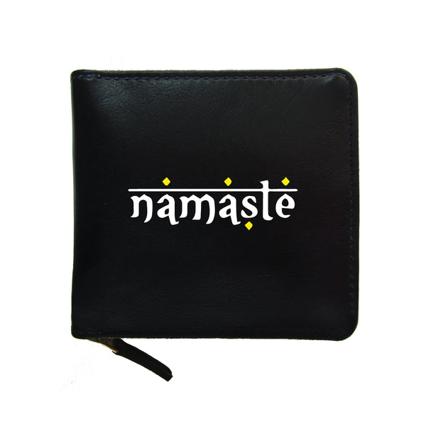 Unisex Zip Wallet - Namaste-Hamee India