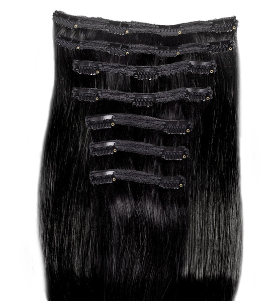 "#2/8- 20"" Clip-In Hair Extensions"