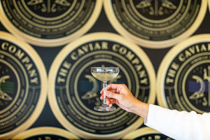 Caviar, Cupcakes, and Chardonnay at Kobler Estate Winery